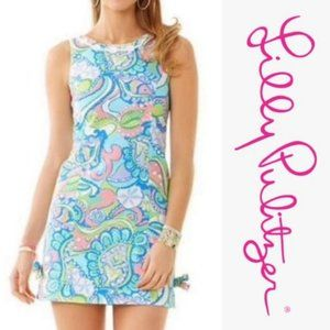 Lilly Pulitzer Delia Multi Conch Republic Size 0